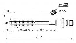 Metalquimia Needles 02 8