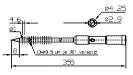 Metalquimia Needles 05 3