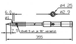 Metalquimia Needles 06 5
