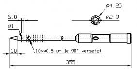 Metalquimia Needles 07 2
