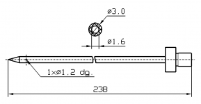 Fomaco Needles 1 3