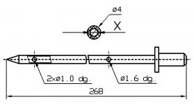 CFS / Belam Needles 2 4
