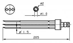 Fomaco Needles 21