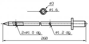 CFS / Belam Needles 3 4