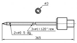 Gunther Needles 5 1